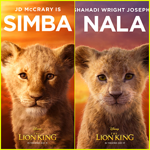 Disney Debuts New 'Lion King' Posters - See Them All!