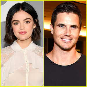 Lucy Hale to Star in Rom-Com Movie 'The Hating Game' with Robbie Amell!