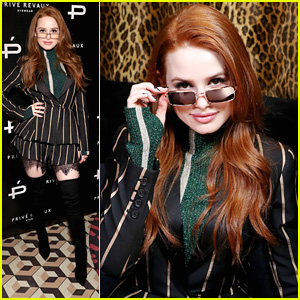 4af4a2eb0caca Madelaine Petsch Debuts Second Sunglasses Collection With Prive Revaux!