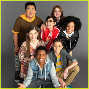 Meet The New Cast of Nickelodeon's 'All That' Reboot!