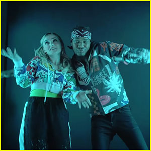 Meg Donnelly Drops 'With U' Music Video Featuring Fetty Wap - Watch Now!