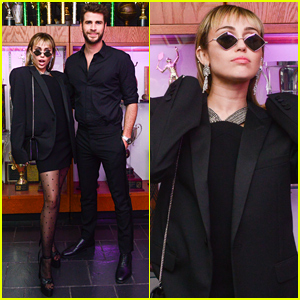Miley Cyrus & Liam Hemsworth Change Things Up for Met Gala 2019 After Party
