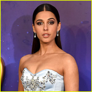 Naomi Scott Sang Live While Filming 'Aladdin'