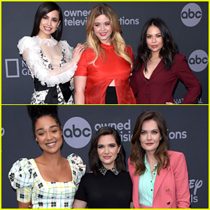 'The Perfectionists' Stars Join 'Bold Type' & 'Cloak & Dagger' Stars at Freeform Upfronts 2019