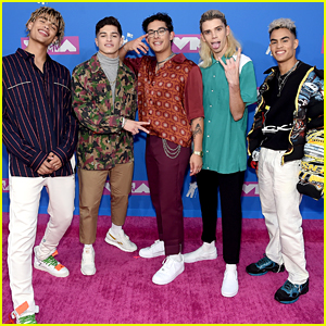 PRETTYMUCH Drop New EP 'Phases'