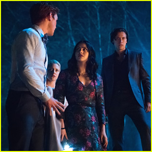 The Core Four Are Back Together Again on 'Riverdale's Season Finale