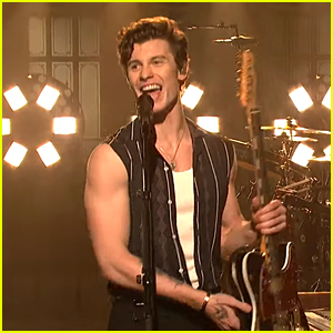 Watch Shawn Mendes' Super Hot 'In My Blood' Performance on 'SNL' (Video)