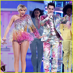 Watch Taylor Swift's Colorful 'Me!' Performance at Billboard Music Awards 2019! (Video)