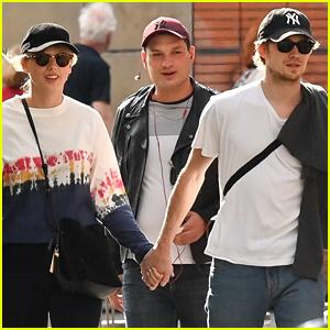Taylor Swift Spends a Romantic Day in Paris with Joe Alwyn!