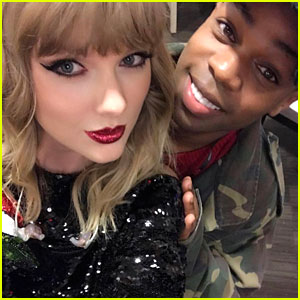Todrick Hall Gushes Over BFF Taylor Swift In New Story Time Video