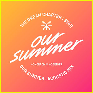 Tomorrow X Together Release 'Our Summer' Acoustic Mix - Listen Now!