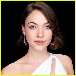Violett Beane Stunned With This Lilac Beauty Look - Here's How You Can Steal It!