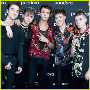 Why Don't We Lose Their Clothes In 'Unbelievable' Lyric Video - Watch!