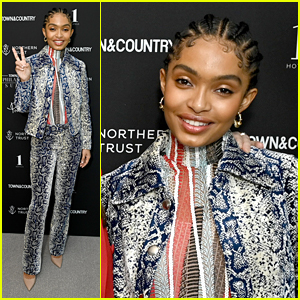 Yara Shahidi Opens Up About Eighteenx18's Mission at Town & Country Philanthropy Summit 2019