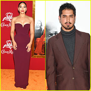 Alexandra Shipp & Avan Jogia Premiere Their New Movie 'Shaft'