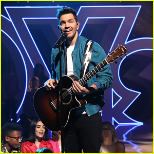 Andy Grammer Performs 'Don't Give Up On Me' at ARDYs 2019