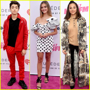 Asher Angel Joins Lizzy Greene & Breanna Yde at Wango Tango 2019!