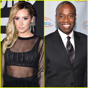 'Suite Life' Co-Stars Ashley Tisdale & Phill Lewis Reunite on Instagram!