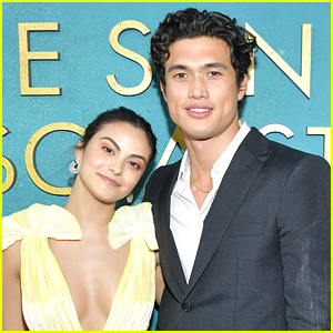 Charles Melton Sends Sweet Birthday Wishes To Girlfriend Camila Mendes