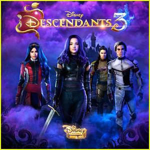 'Descendants 3' Cast Unveil Official Trailer at Ardys - Watch Now!