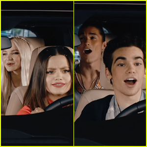 'Descendants 3' Stars Do Their Own Carpool Karaoke To 'Good To Be Bad' - Watch!