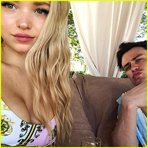 Dove Cameron Leaves Cute Comment on Thomas Doherty's Instagram