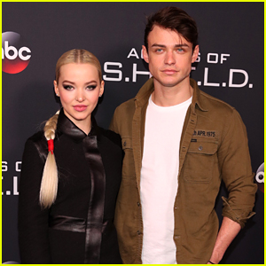 Dove Cameron Says Thomas Doherty Is Looking After Her While She Recovers from Tracheitis
