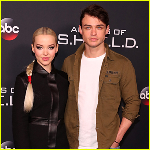 Dove Cameron Shares Super Cute Pic With Thomas Doherty!