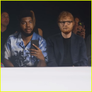Ed Sheeran Drops 'Beautiful People' Music Vid - Watch Now!