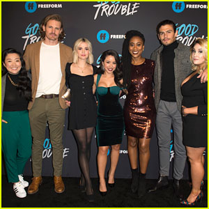 'Good Trouble' Cast Talk Upcoming Season 2 Relationships