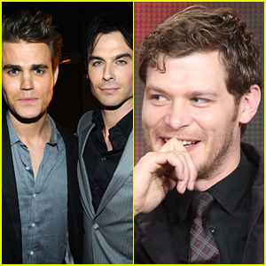 Ian Somerhalder & Paul Wesley Were 'Bitter' About 'The Originals'