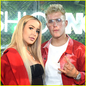 Jake Paul Gifts Tana Mongeau a Mercedes For Her Birthday!