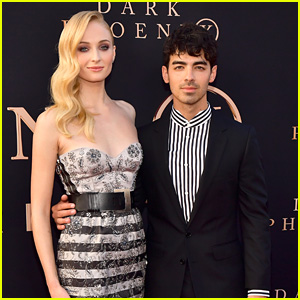 Sophie Turner & Joe Jonas Are Each Others' Biggest Cheerleaders