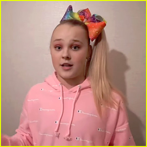 JoJo Siwa Addresses Claire's Makeup Recall: 'Safety Is My Number 1 Priority'