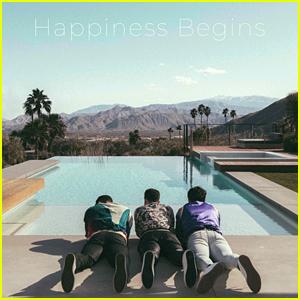 Jonas Brothers Release 'Happiness Begins' Album Stream & Download - Listen Now!