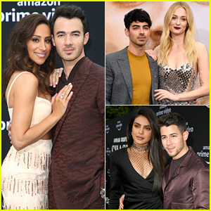 The Jonas Brothers Praise Wives Danielle Jonas, Priyanka Chopra & Sophie Turner For Amazing Support
