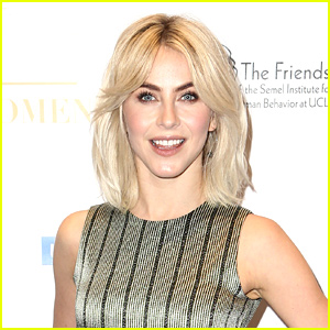 Julianne Hough Wraps Up Pride Month With Rainbow Dance Video