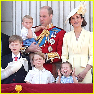 Who Were All The Young Royals at the Trooping of The Colour 2019? Meet Them Here!