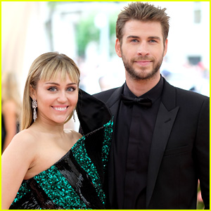 Liam Hemsworth Boasts He Might Be The 'Best Photographer Ever' For Taking These Pics of Wife Miley Cyrus