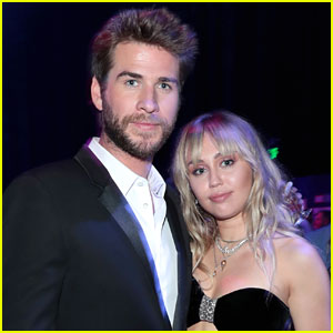 Liam Hemsworth Says Miley Cyrus Has 'Abs Like a Ninja Turtle'