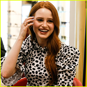 "Madelaine Petsch Says Playing Cheryl Taught Her It Was Okay to Break This Fashion ""Rule"""