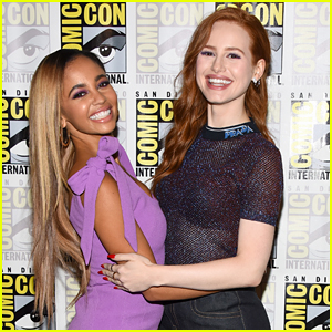 Madelaine Petsch Reveals Where She Thinks Cheryl & Toni's Relationship Will Be in Five Years!