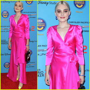 Meg Donnelly Is Pretty in Pink at ARDYs 2019!