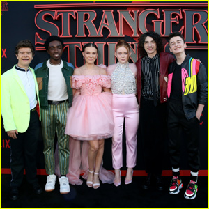 Millie Bobby Brown & the 'Stranger Things' Cast Celebrate Season 3!