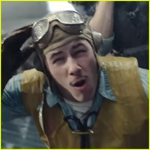 Nick Jonas Stars as a Sailor in 'Midway's First Trailer - Watch Here!