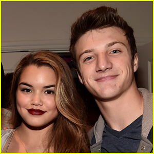 Paris Berelc & Jake Short Have a 'Mighty Med' Reunion!