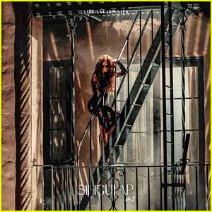 Sabrina Carpenter Reveals 'Singular: Act II' Album Cover & Release Date