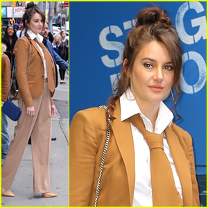 Shailene Woodley Didn't Remember Her Brush With Meryl Streep Until Her Mom Told Her