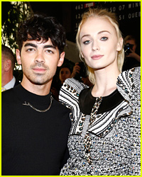 Sophie Turner Shares Photo of Joe Jonas In The Bath