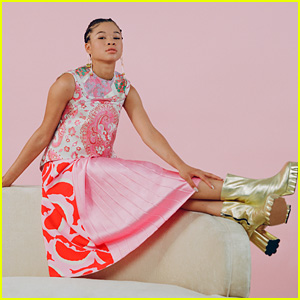 Storm Reid Talks About the Difficult Subject Matter of 'Euphoria' in 'Teen Vogue'